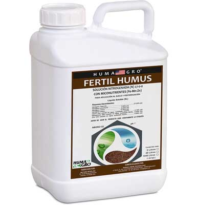 Producto Fertil Humus